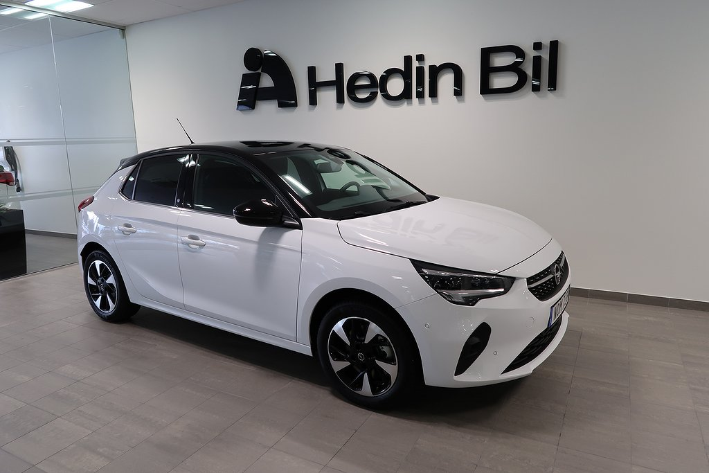 Opel Corsa -E 50KWH ELEGANCE 136HK
