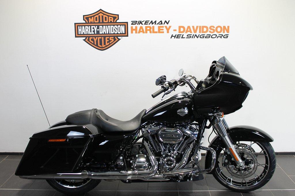 Harley-Davidson FLTRXS CHROME FINISH 2 ÅRS GAR FRI FRAKT