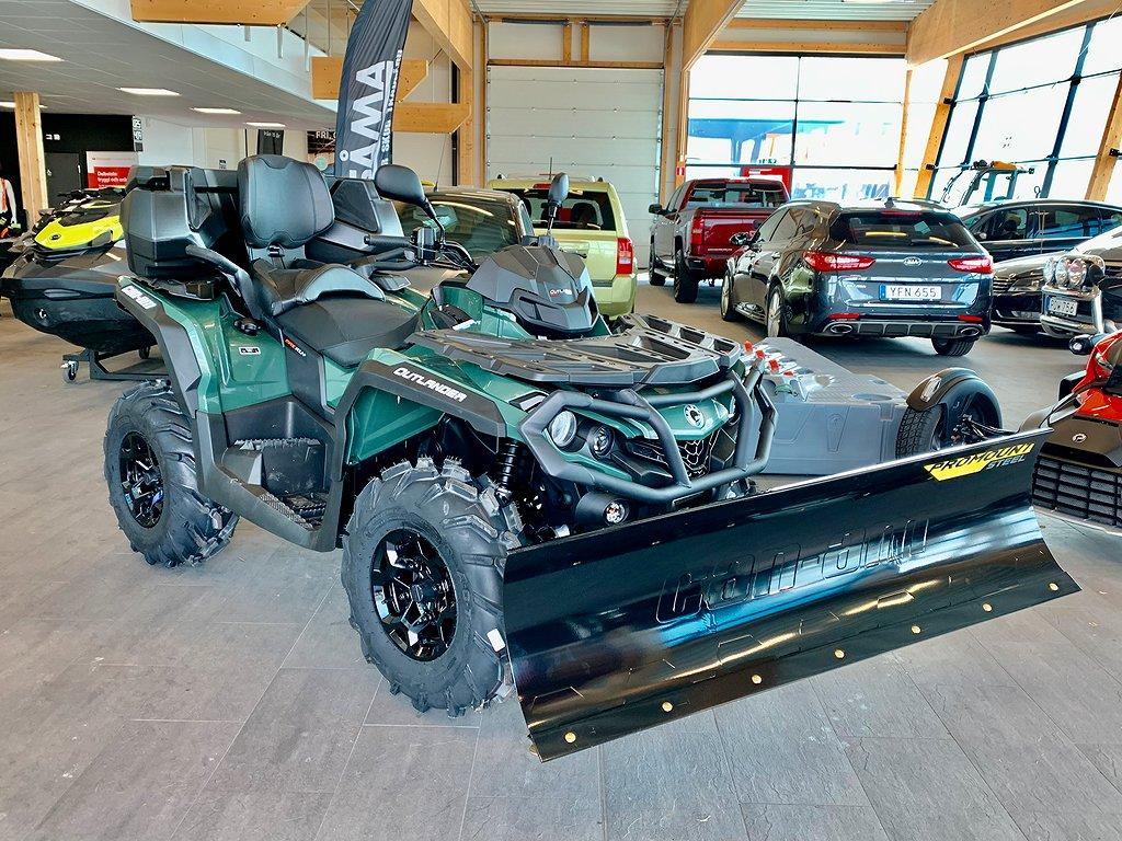 Can-Am Outlander 570 Max XU+ T3B *Köp till Plogpaket*