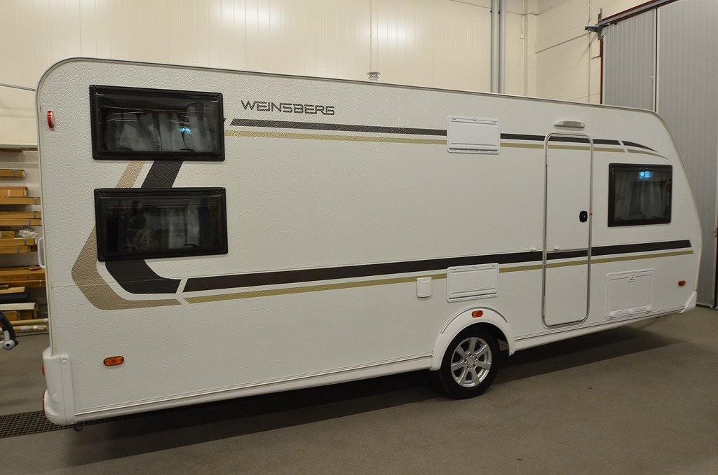 Weinsberg CaraOne 550 UK