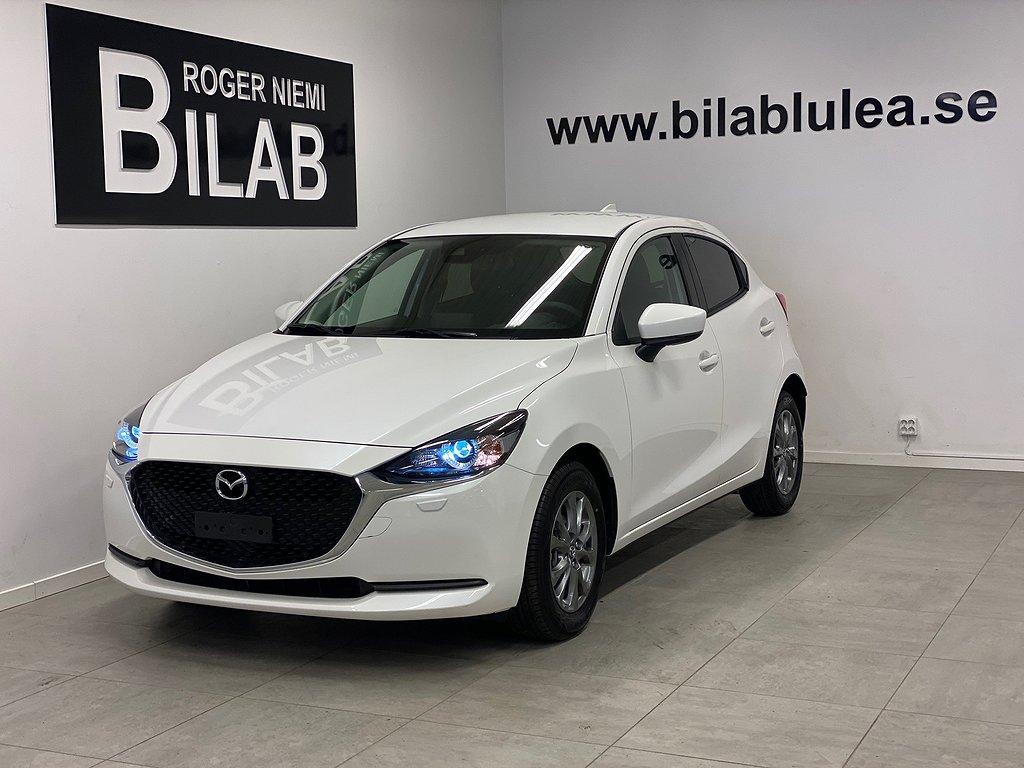 Mazda 2 1.5 Vision M-Hybrid 90hk Euro 6