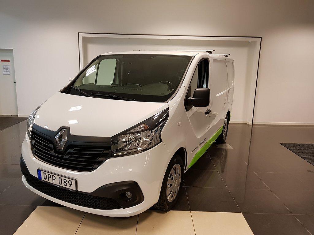 Renault Trafic L1H1 Värmare
