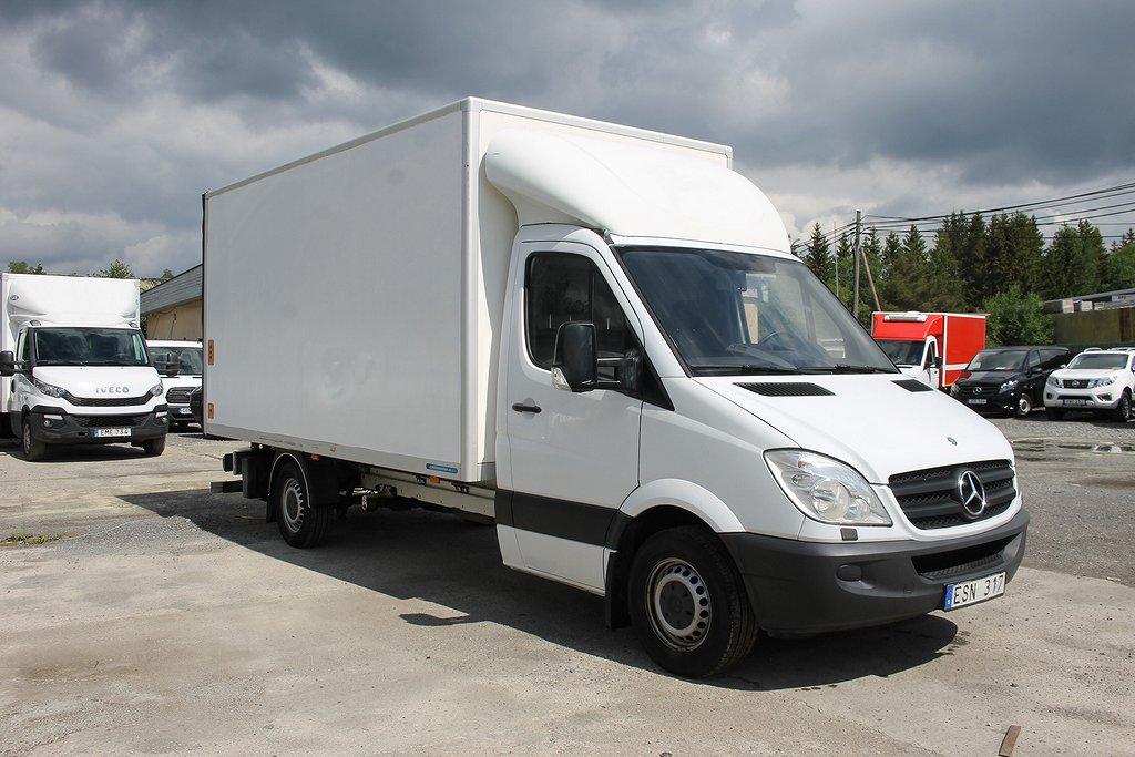 Mercedes-Benz Sprinter 316CDI Bakgavellyft Hög Lång Webasto*