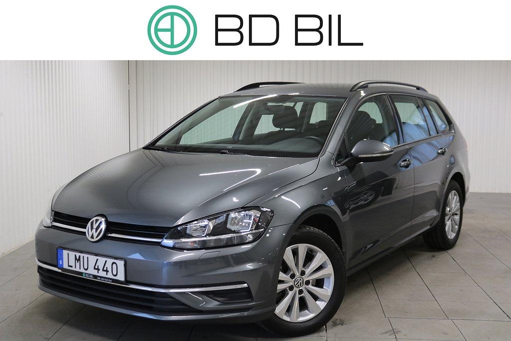 Volkswagen Golf 1.0 TSI Sportscombi AUTOMAT DRAG BACKAMERA