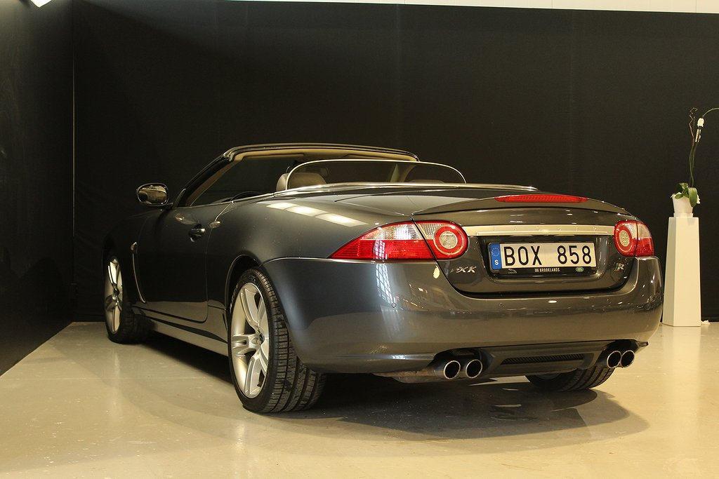 Jaguar XKR Convertible 4.2 V8 416hk