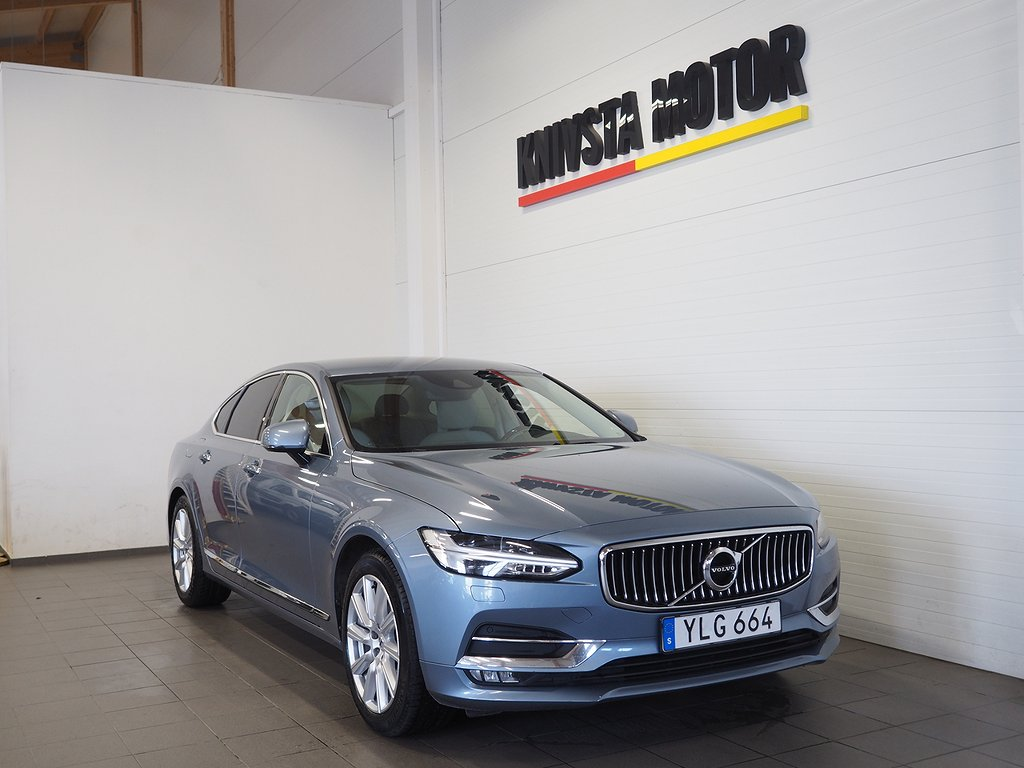 Volvo S90 D3 Automat Inscription 150hk Backkamera, Navi 2017