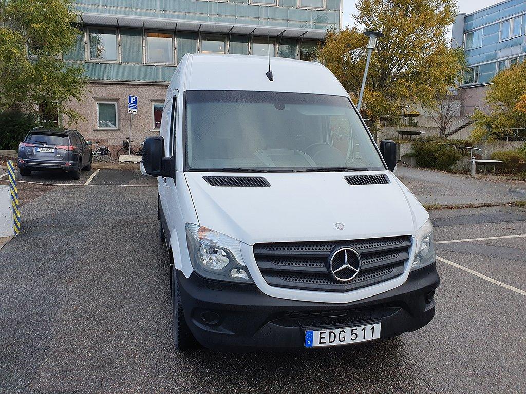 Mercedes-Benz Sprinter 213 BlueTEC Panel Van Automatisk