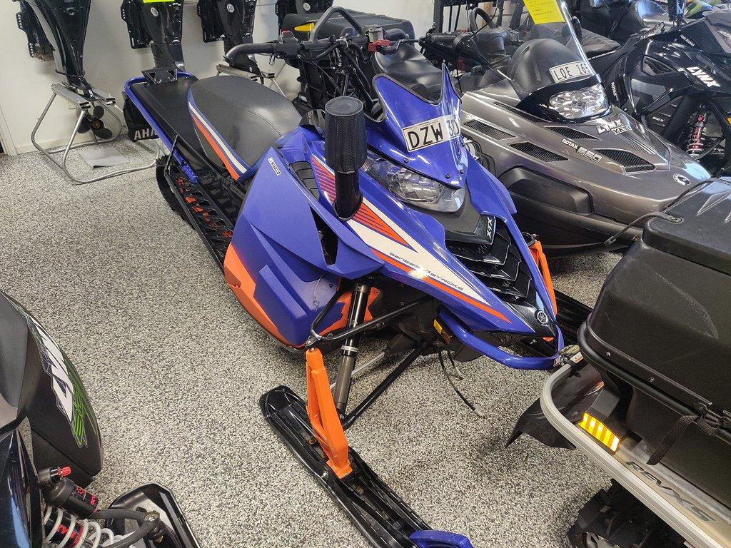 Yamaha Viper X-TX LE Turbo -15