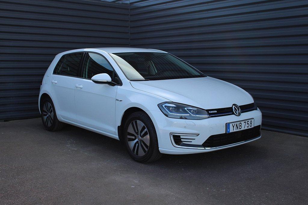 Volkswagen Golf / E-Golf / 36kWh / Kupévärmare