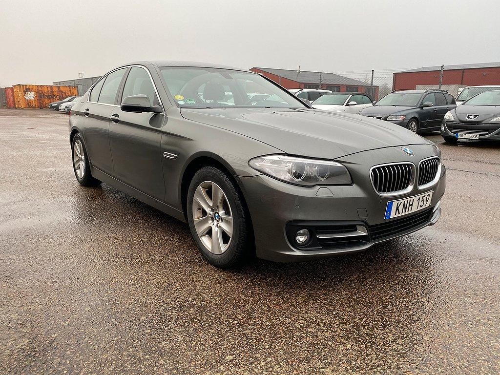 BMW 520 d xDrive Sedan Steptronic 184hk