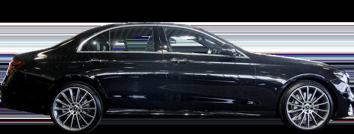 Modellbild av en Mercedes-Benz E 350e Sedan