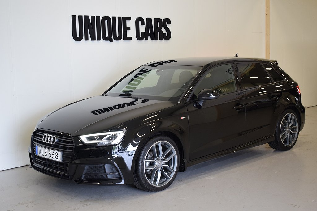 Audi A3 SB 35 TFSI 150hk S-Line Ambition