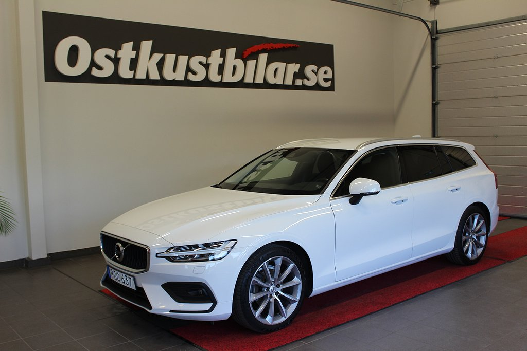 Volvo V60, D4 Momentum Advanced Edition Eu6 190hk