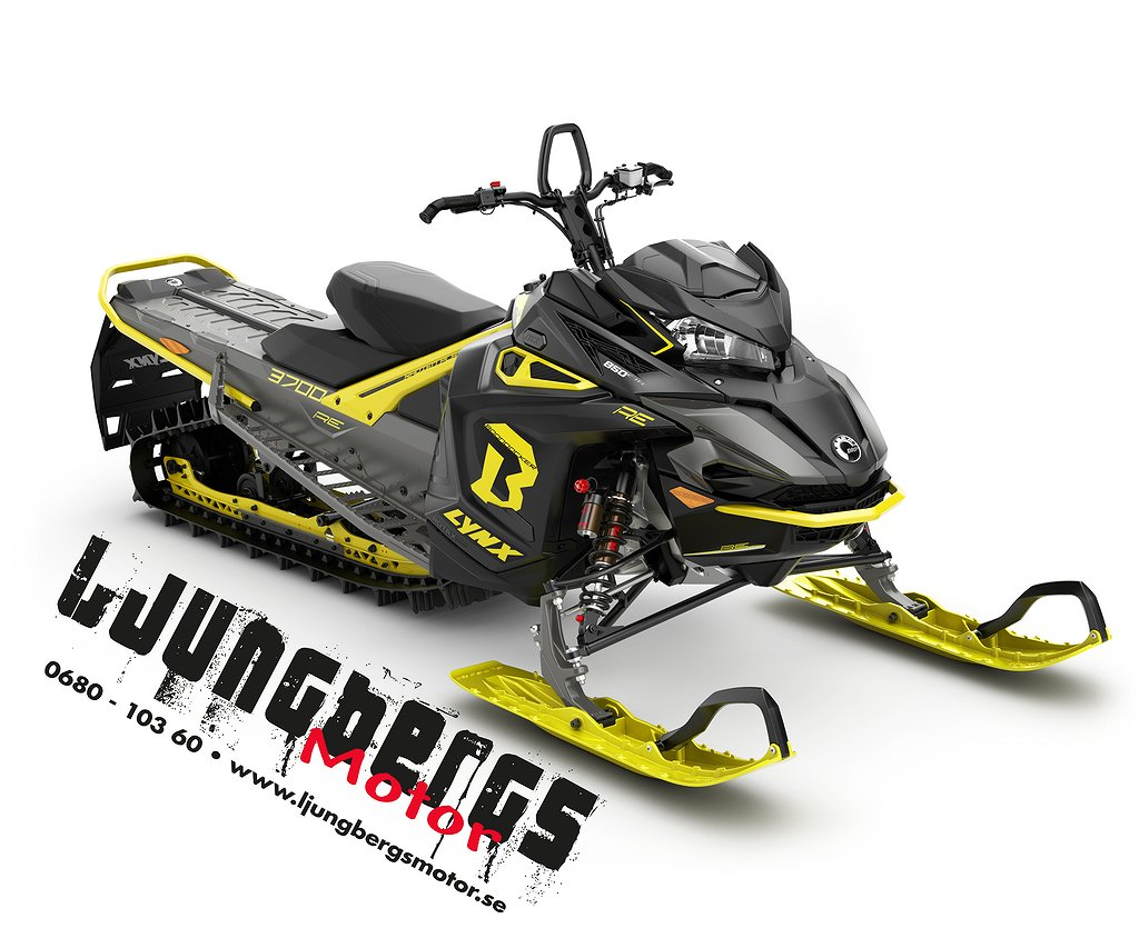 Lynx Boondocker 3700 RE 850 E-Tec 2020