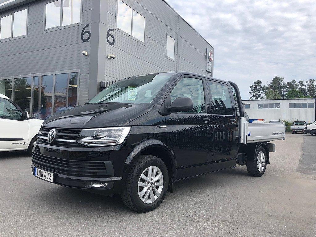 Volkswagen Transporter Dubbelhytt TDI 4 Motion
