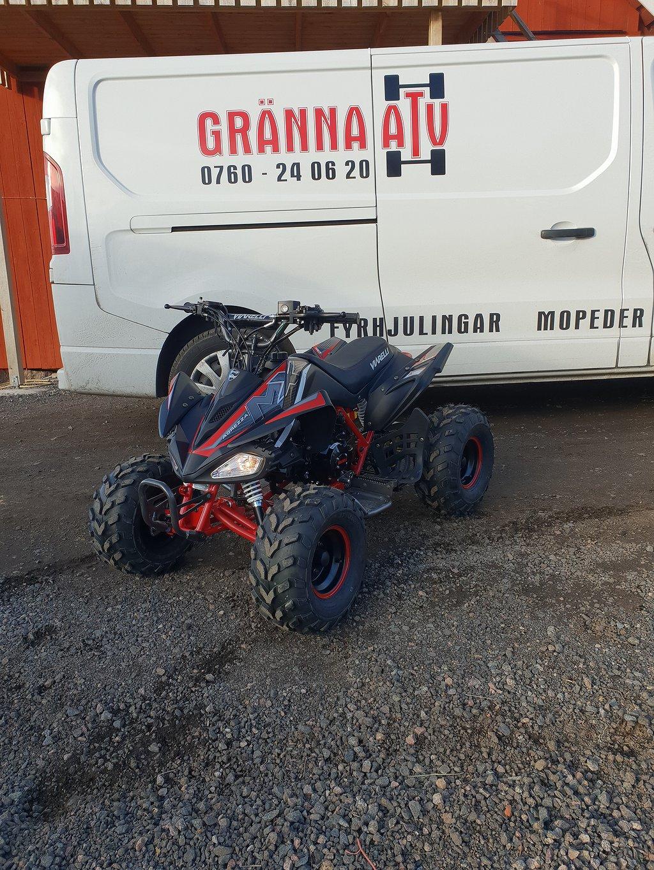 Viarelli Viarelli Agrezza 90cc tuff barn Quad OMG LEV!