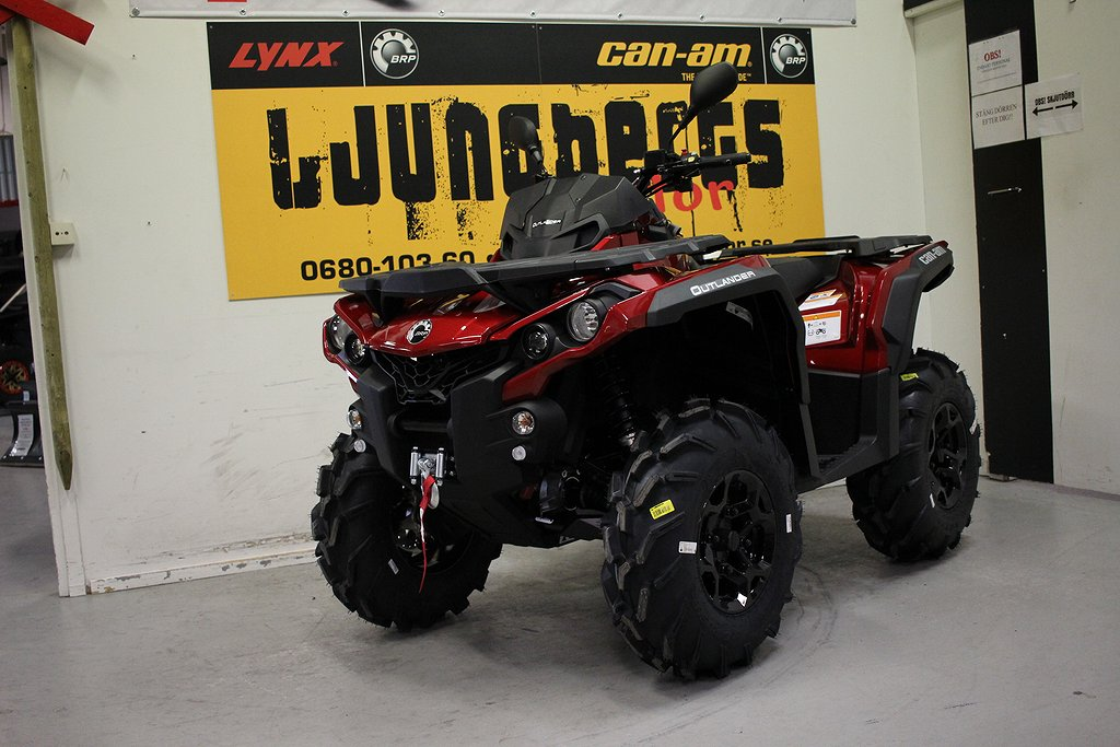 Can-Am Outlander 650 PRO + T3B
