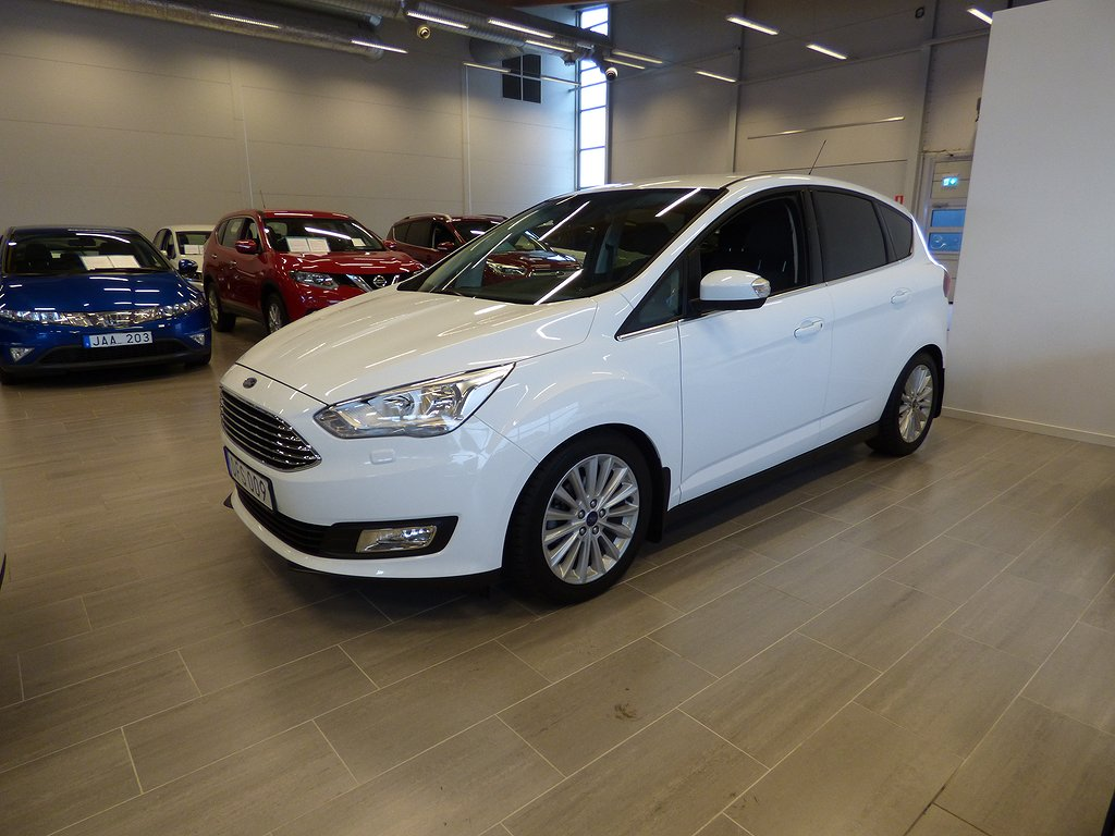 Ford C-Max 1.0 EcoBoost Euro 6 125hk