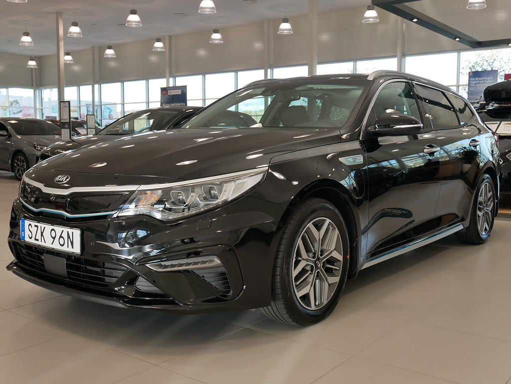 Kia Optima SW P-HEV ADVANCE PLUS 2