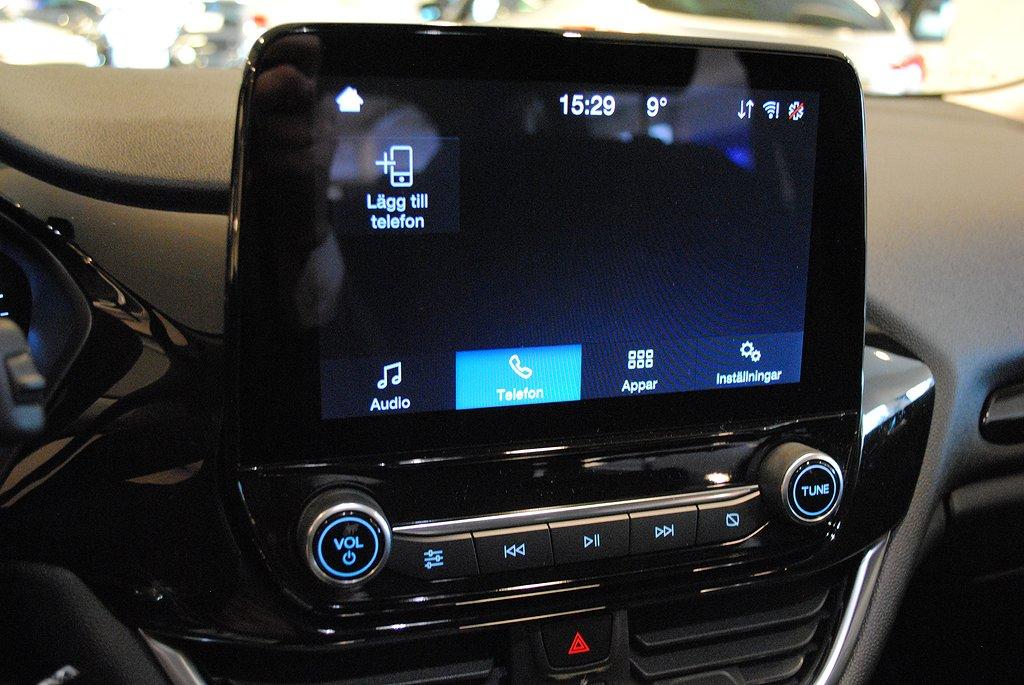 Ford Fiesta *1.95%ränta&5000kr i fritt bränsle* 1.0T EcoBoost 95hk Ti