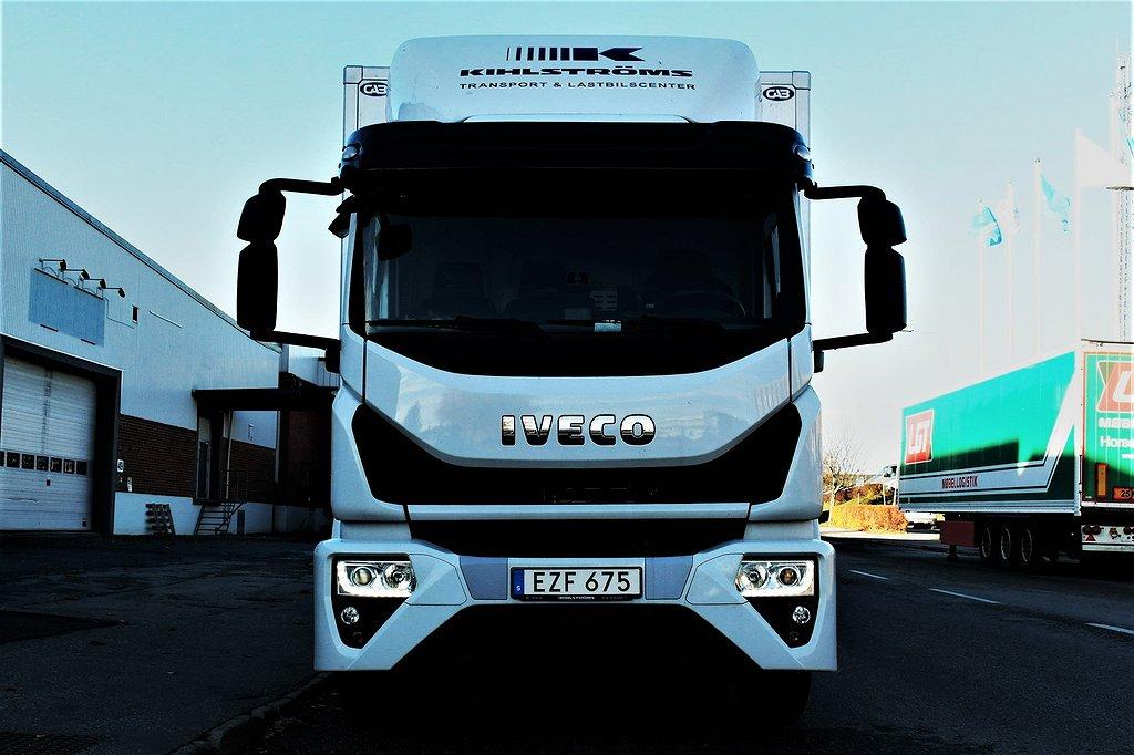 Iveco Eurocargo Skåp med lyft