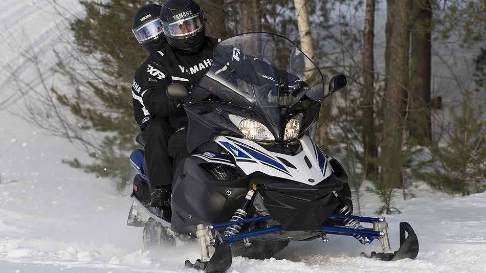 Yamaha RS Venture TF omgående lev.