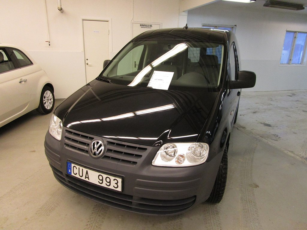 Volkswagen Caddy Panel Van 1.9 TDI HD-Edition, Vinter 105hk