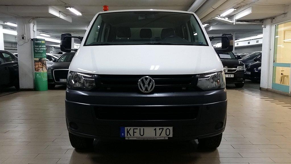 Volkswagen Double Cab Double Cab 2.0 TDI Manuell Ny Besiktad