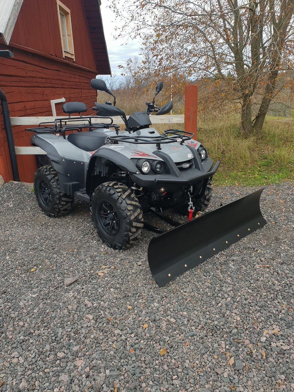TGB Blade 520 EPS KAMPANJ OMG LEV GRÄNNA ATV