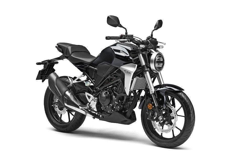 Honda CB300R Nyhet