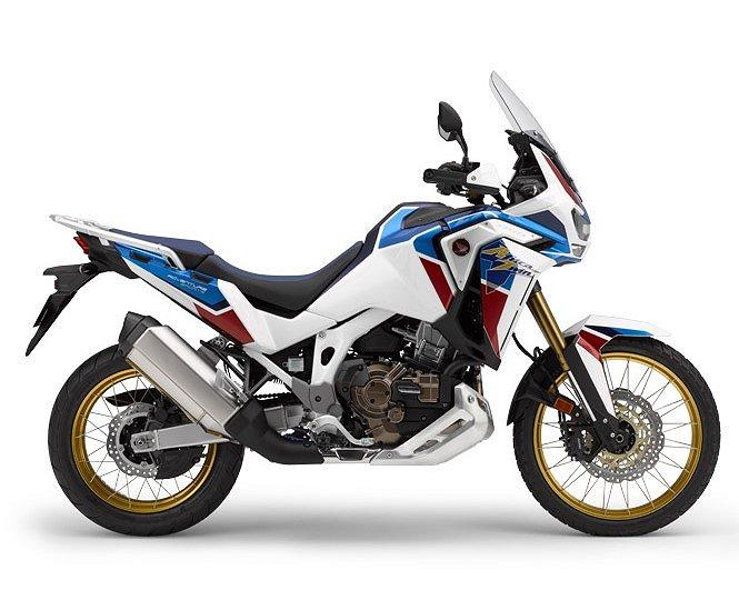 Honda CRF1000 Adventure Sports + *Premiär 6 december*