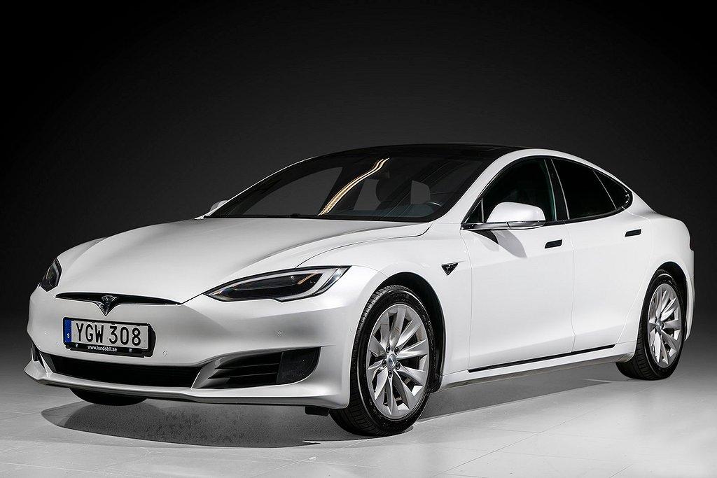 Tesla Model S 75 Single Speed 320hk