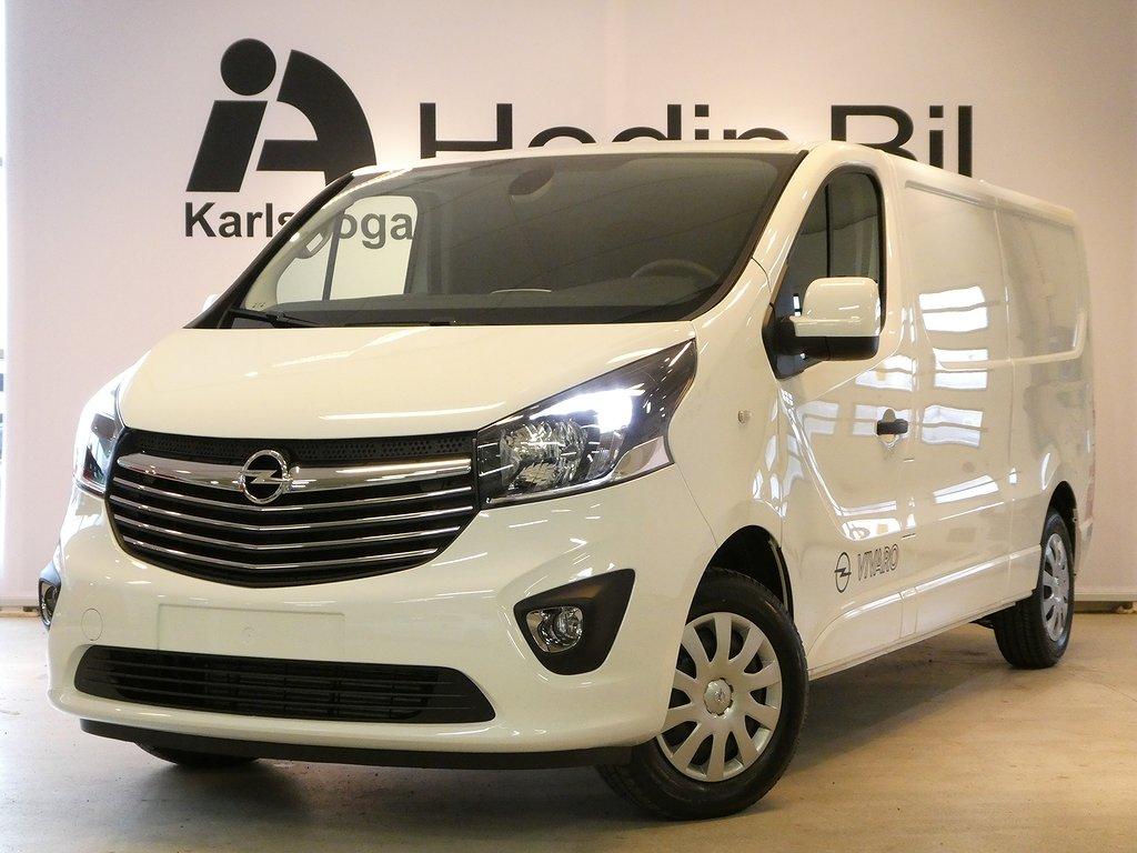 Opel Vivaro Premium L2H1 1.6 CDTI BIturbo D-värmare NAV Backkamera