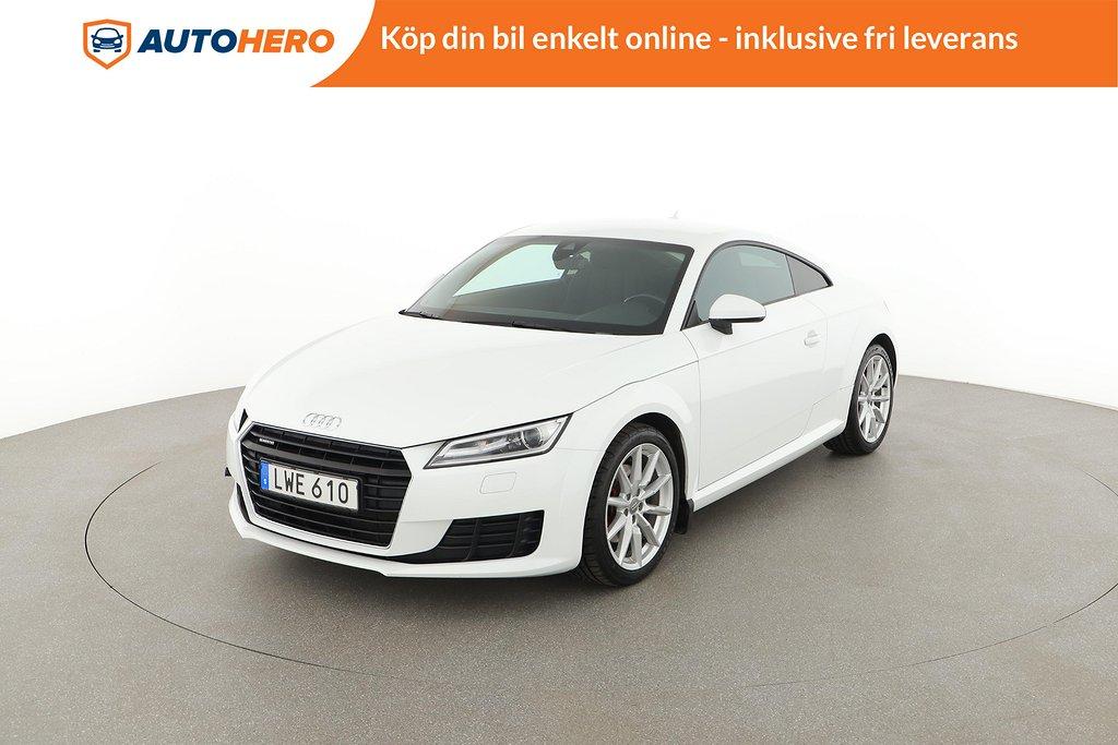 Audi TT Coupé 2.0 TFSI quattro S Tronic 230 HK / Keyless