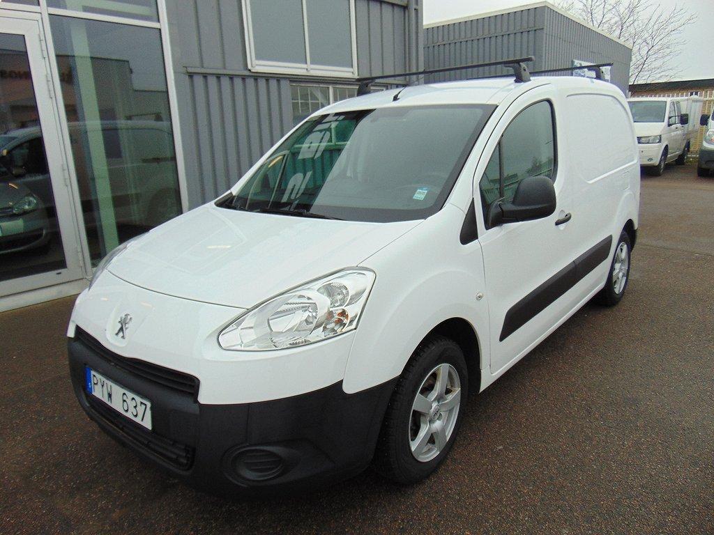 Peugeot Partner 1,6e-hdi skåp (skåp)
