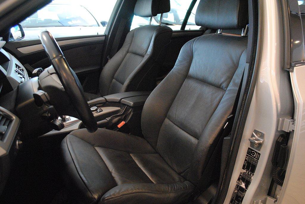 BMW 520 D Touring M-Sport Aut