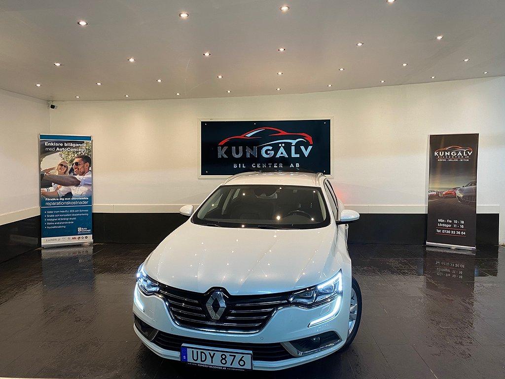 Renault Talisman 1.5dCi*AUTO*NAVI*VÄL UTRUSTAD*NYSERVAD