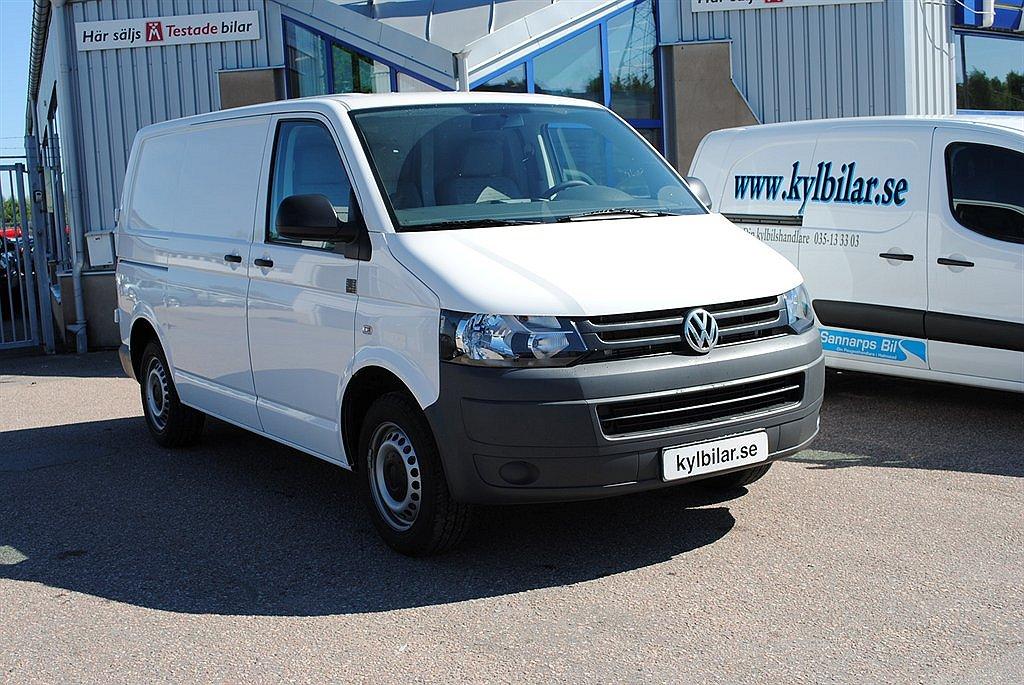 Volkswagen Transporter 2,0 TDI Kylbil