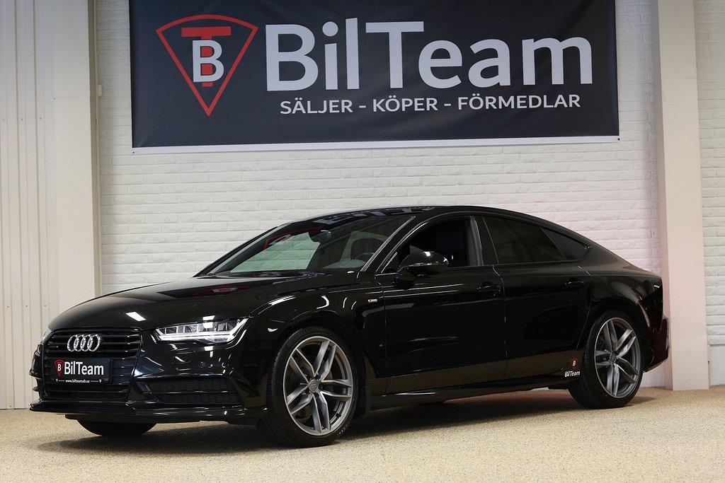 Audi A7 Sportback 3.0 TDI V6 quattro Sport Edition, S-Line