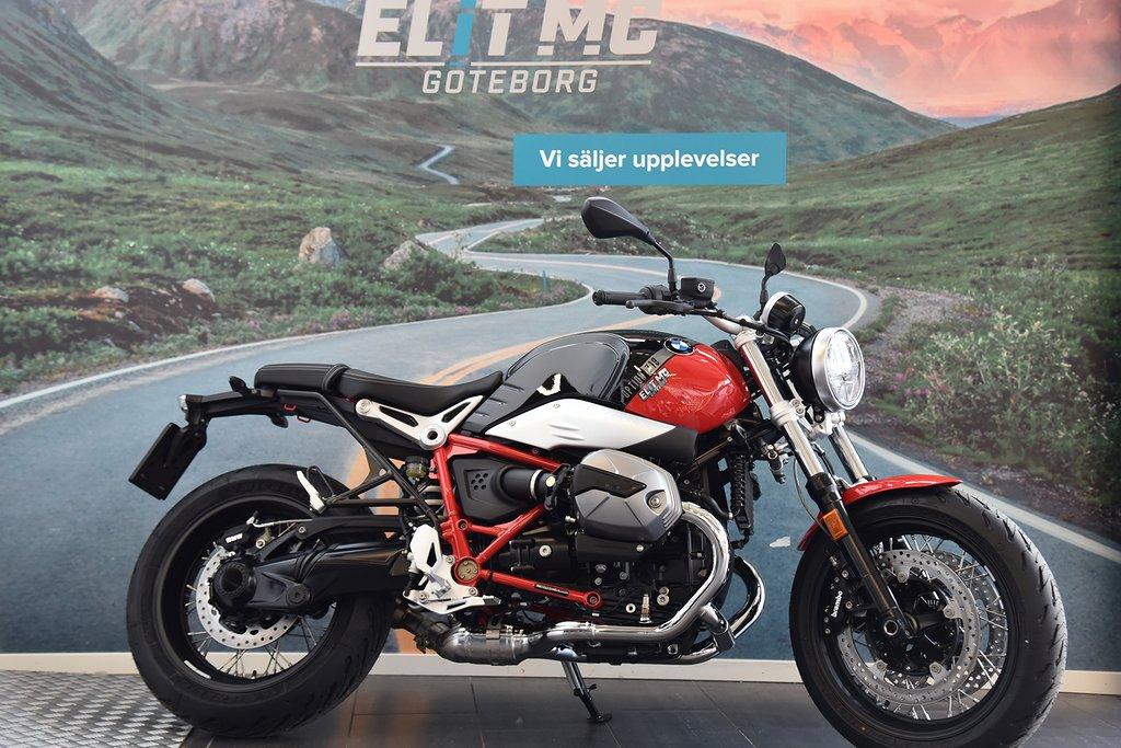 BMW RNineT Pure 2021 - ElitMc Göteborg