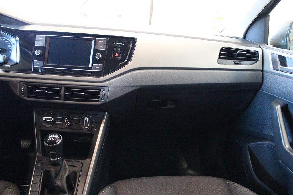 Volkswagen Polo, 1.0 TSI BlueMotion Euro 6 95hk