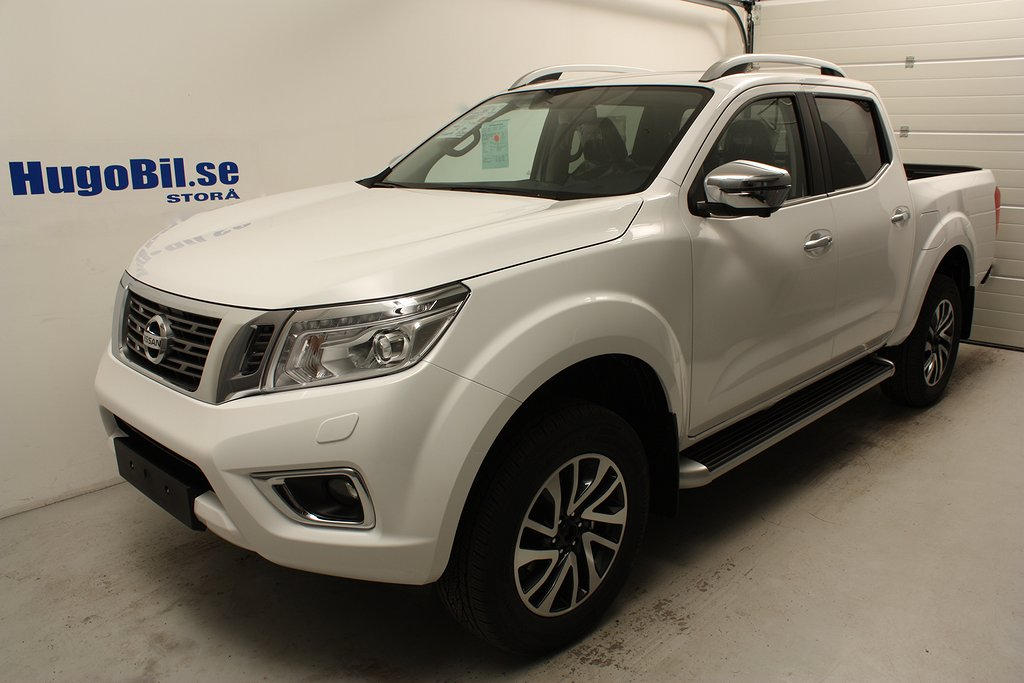 Nissan Navara Double Cab 2.3 dCi 190hp AT Tekna, Sunroof, Leather seats