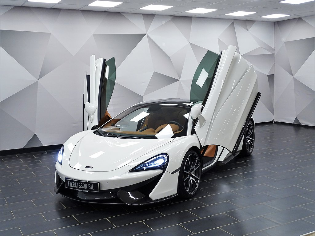 McLaren 570GT 3.8 V8 Design Ed 570hk Keramiska