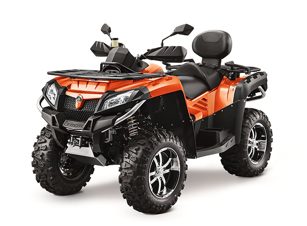 ATV CF Moto C Force 820 EFI EPS V-twin Orange