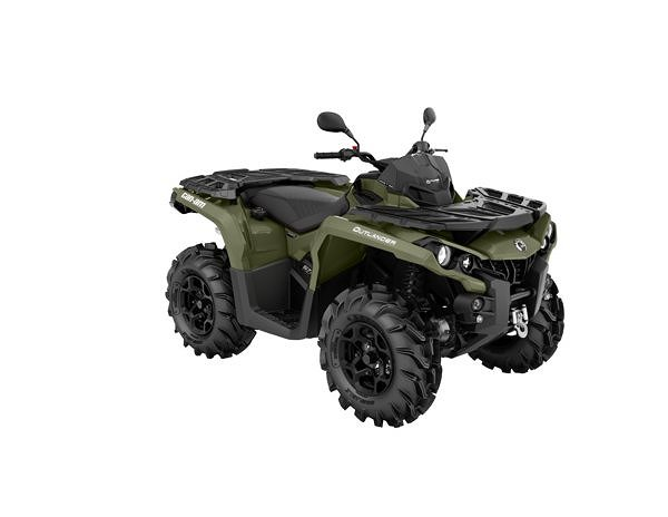 Can-Am OUTLANDER PRO 570 T3B