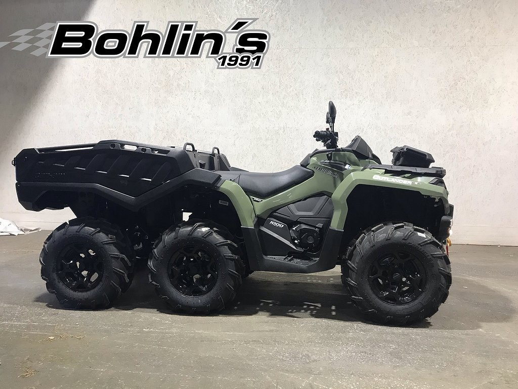 Can-Am Can-Am Outlander 6X6 Max Pro 1000 T3b -18