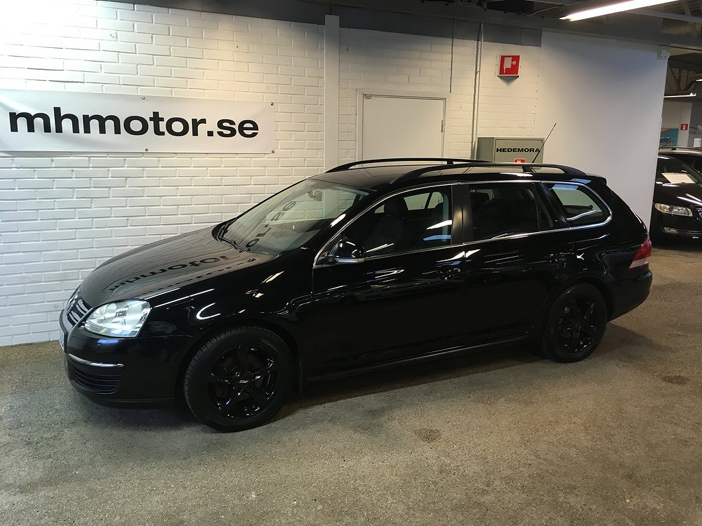 Volkswagen Golf 2,0 TDI DRAG COMFORTLINE 140HK VARIANT