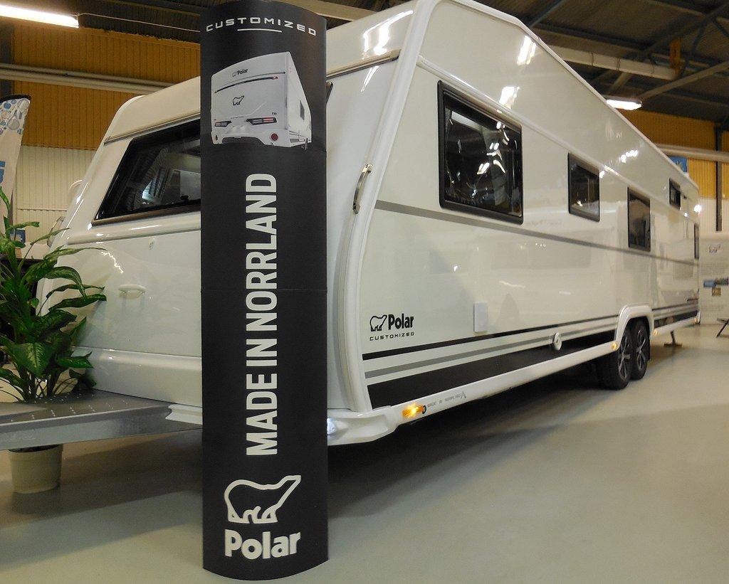Polar 840 TRX TDS Customized