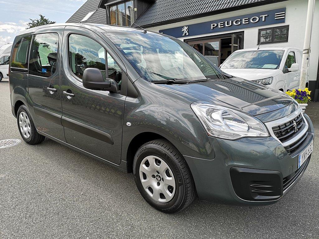Peugeot Partner Tepee 110hk