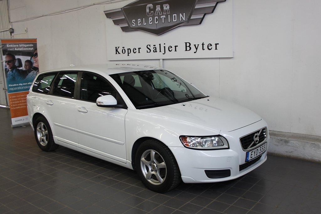 Volvo V50 D2 Kinetic (115hk)NY-BES
